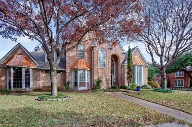 5015 Bellerive Drive, Dallas, TX 75287 (MLS #14237629) :: RE/MAX Pinnacle Group REALTORS