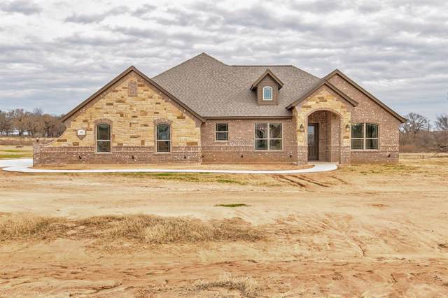 104 Knob Court, Springtown, TX 76082 (MLS #14237759) :: NewHomePrograms.com LLC