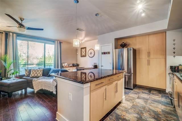 4605 Cedar Springs Road #240, Dallas, TX 75219 (MLS #14237775) :: The Hornburg Real Estate Group