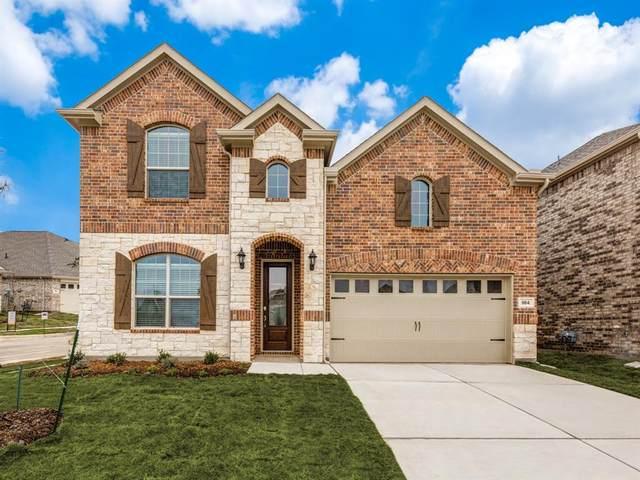 864 Lauren Grove Lane, Forney, TX 75126 (MLS #14237789) :: RE/MAX Landmark