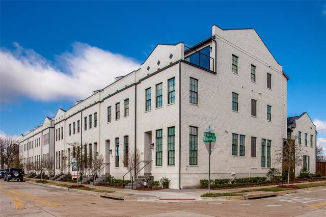 2804 Wingate Street, Fort Worth, TX 76107 (MLS #14237800) :: The Mitchell Group
