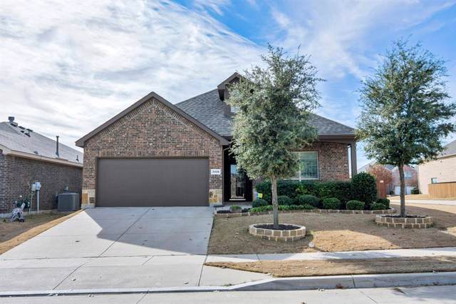 2920 Maple Creek Drive, Fort Worth, TX 76177 (MLS #14238062) :: The Kimberly Davis Group