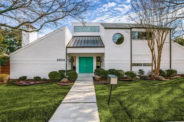 3204 Oakhurst Street, Dallas, TX 75214 (MLS #14238104) :: All Cities Realty