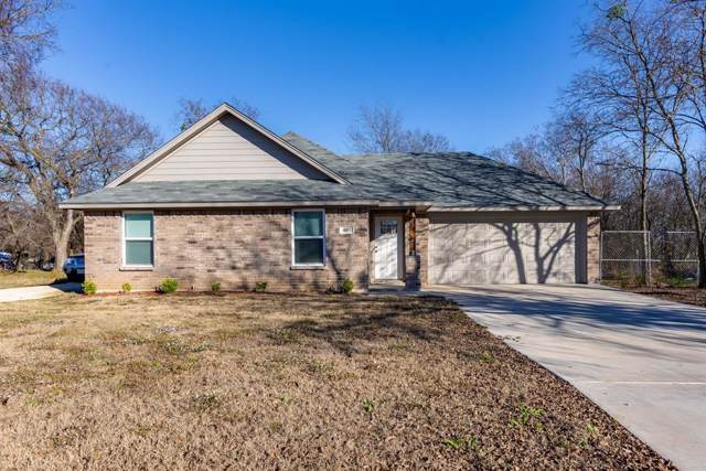 403 Ezell Street, Alvarado, TX 76044 (MLS #14238292) :: Roberts Real Estate Group