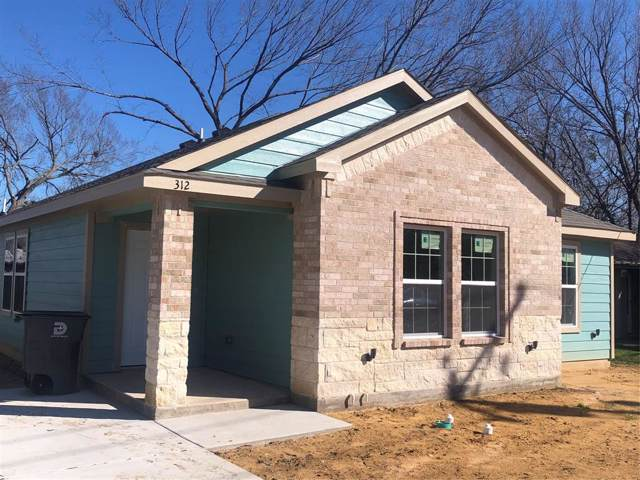 312 N Goode Road, Wilmer, TX 75172 (MLS #14238534) :: NewHomePrograms.com LLC