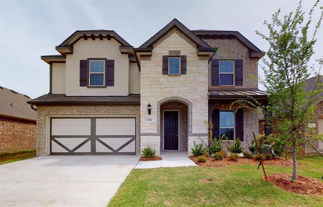 9709 Creekmere Drive, Denton, TX 76226 (MLS #14238711) :: Real Estate By Design