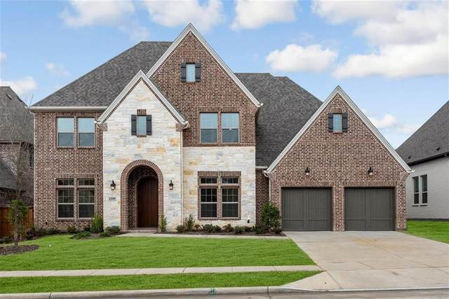 2209 Grafton Lane, Mckinney, TX 75071 (MLS #14238837) :: The Kimberly Davis Group