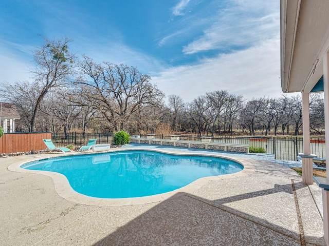 2729 Lakeside Drive, Burleson, TX 76028 (MLS #14238874) :: Baldree Home Team
