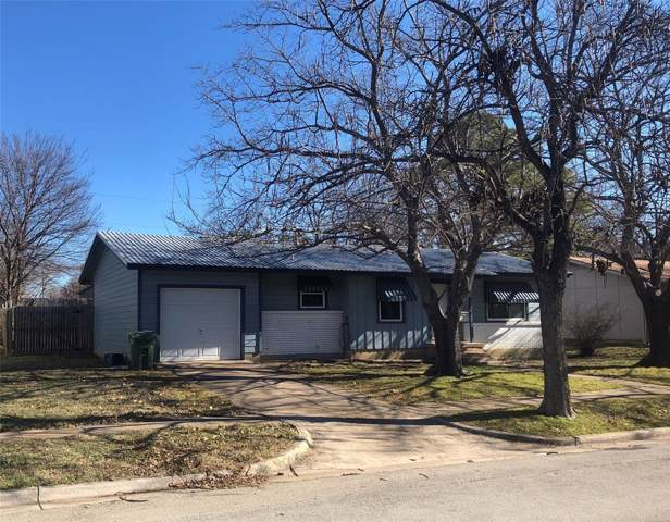 1247 Terrace Drive, Grapevine, TX 76051 (MLS #14239048) :: The Tierny Jordan Network