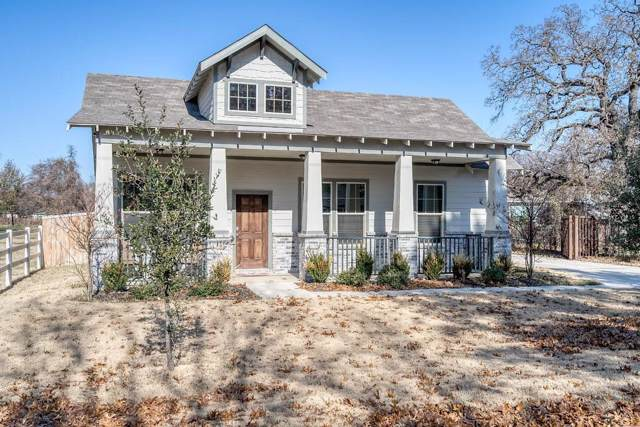 404 W 3rd Street, Kennedale, TX 76060 (MLS #14239228) :: The Hornburg Real Estate Group