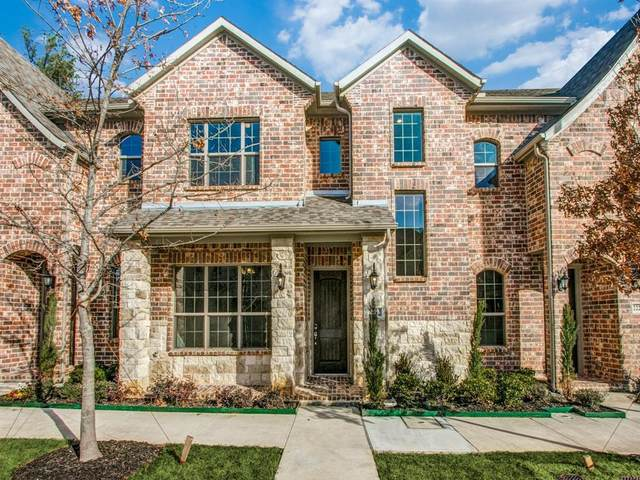 2232 Pinnacle Lane, Flower Mound, TX 75028 (MLS #14239695) :: Real Estate By Design