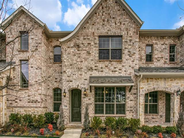 2208 Pinnacle Lane, Flower Mound, TX 75028 (MLS #14239719) :: Real Estate By Design