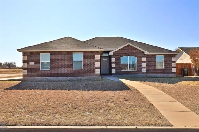 6201 Duchess Avenue, Abilene, TX 79606 (MLS #14239762) :: North Texas Team | RE/MAX Lifestyle Property