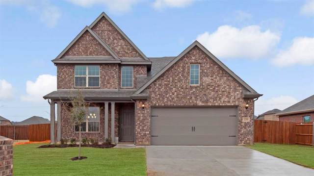 120 Lone Oak Drive, Crowley, TX 76036 (MLS #14239844) :: The Mitchell Group