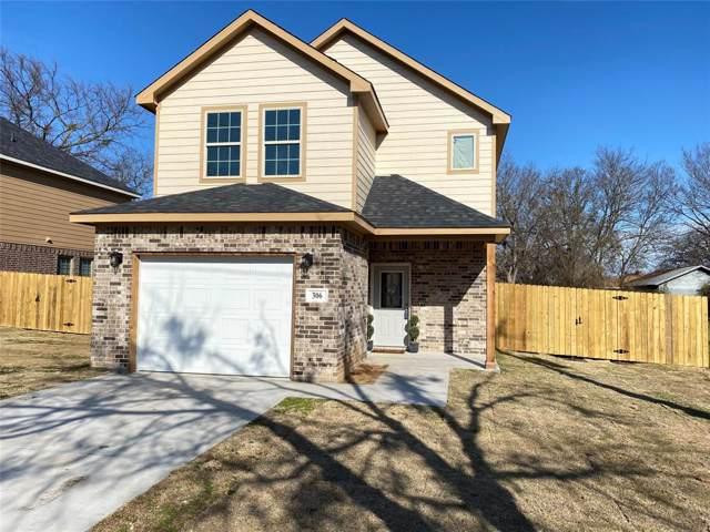 306 Eastland Street, Cleburne, TX 76031 (MLS #14240041) :: Potts Realty Group