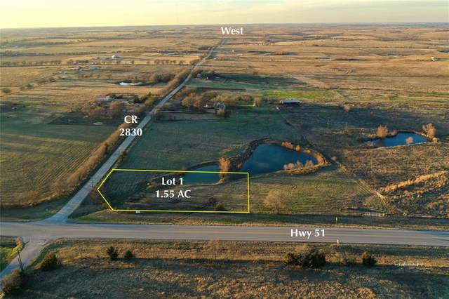Lot 1 Cr 2830, Decatur, TX 76234 (MLS #14240058) :: NewHomePrograms.com LLC