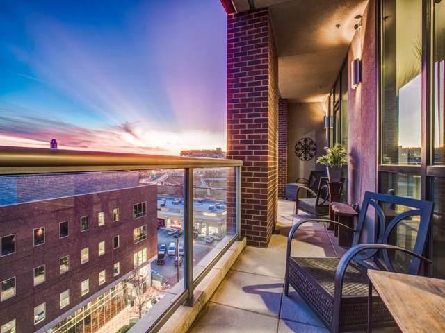 3100 W 7th Street #609, Fort Worth, TX 76107 (MLS #14240578) :: Baldree Home Team