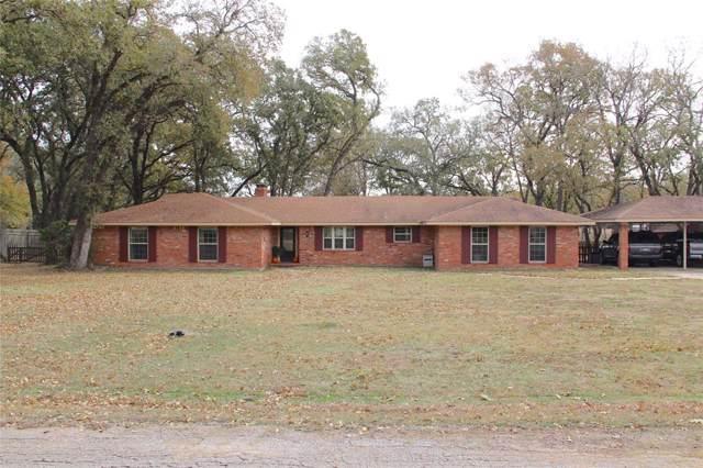 170 Lakeshore Drive, Fairfield, TX 75840 (MLS #14240591) :: The Kimberly Davis Group