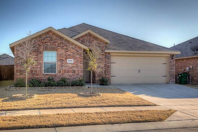 1048 Decker Drive, Fate, TX 75189 (MLS #14240605) :: The Mitchell Group