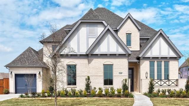 1680 Cottonwood Trail, Prosper, TX 75078 (MLS #14241311) :: Real Estate By Design
