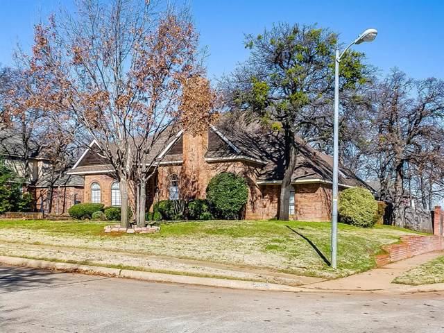 2802 Highcrest Drive, Grapevine, TX 76051 (MLS #14241344) :: Ann Carr Real Estate