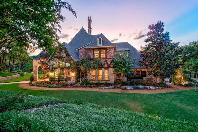 5601 Pine Valley Drive, Flower Mound, TX 75022 (MLS #14242096) :: North Texas Team | RE/MAX Lifestyle Property