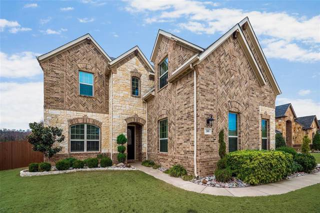 309 River Meadows Lane, Argyle, TX 76226 (MLS #14242247) :: North Texas Team | RE/MAX Lifestyle Property