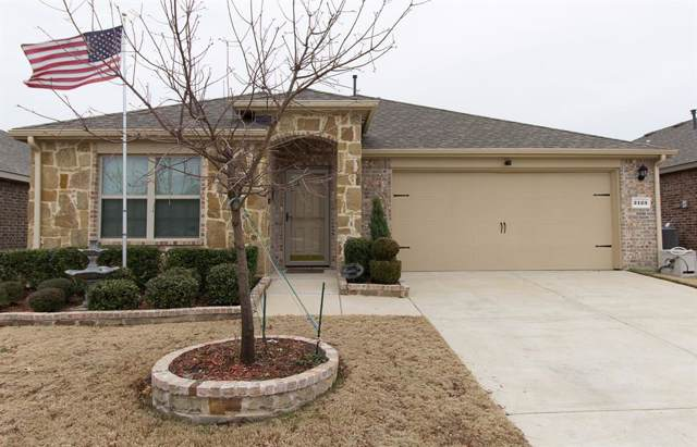 2123 Meadow Park Drive, Princeton, TX 75407 (MLS #14242439) :: Roberts Real Estate Group