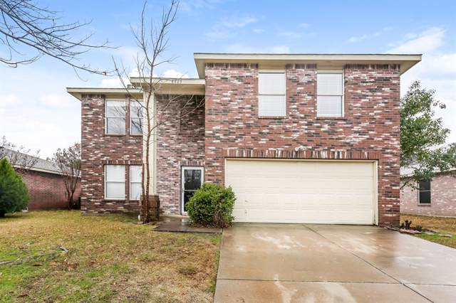 4409 Courtside Drive, Mckinney, TX 75070 (MLS #14242630) :: Roberts Real Estate Group