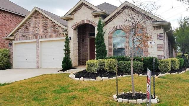 13713 Horseshoe Canyon Road, Fort Worth, TX 76262 (MLS #14242806) :: The Kimberly Davis Group