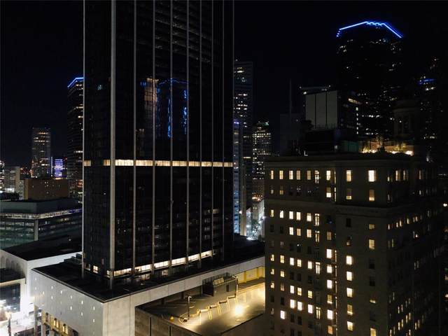 1200 Main Street #2008, Dallas, TX 75202 (MLS #14243217) :: The Hornburg Real Estate Group