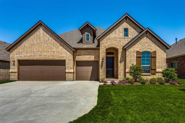 11354 Bull Head Lane, Flower Mound, TX 76262 (MLS #14243384) :: The Kimberly Davis Group