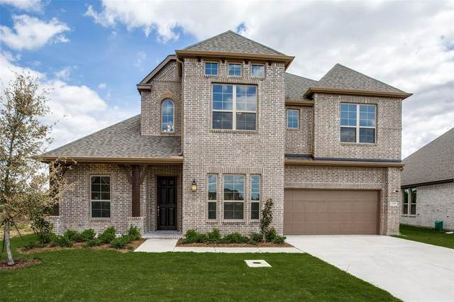 11305 Misty Ridge Drive, Flower Mound, TX 76262 (MLS #14243443) :: The Mauelshagen Group