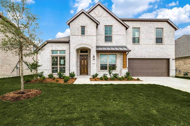 11309 Misty Ridge Drive, Flower Mound, TX 76262 (MLS #14243459) :: The Kimberly Davis Group