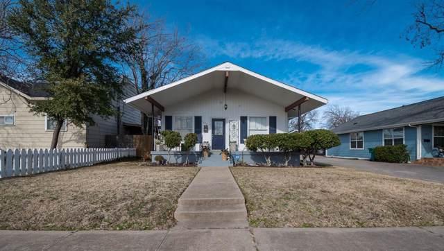 5132 Calmont Avenue, Fort Worth, TX 76107 (MLS #14243719) :: Frankie Arthur Real Estate