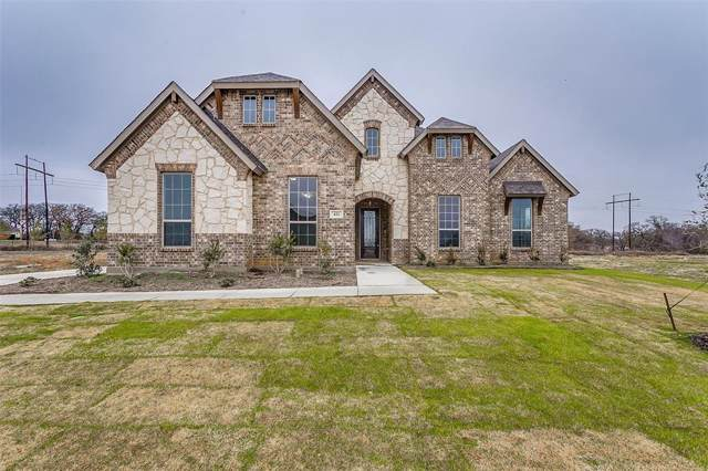 421 Monteverde Drive, Burleson, TX 76028 (MLS #14243851) :: The Mitchell Group