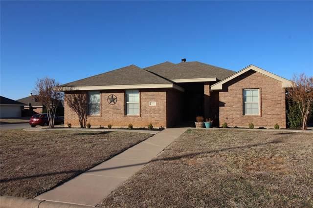 202 Miss Ellie Lane, Abilene, TX 79602 (MLS #14243883) :: The Chad Smith Team