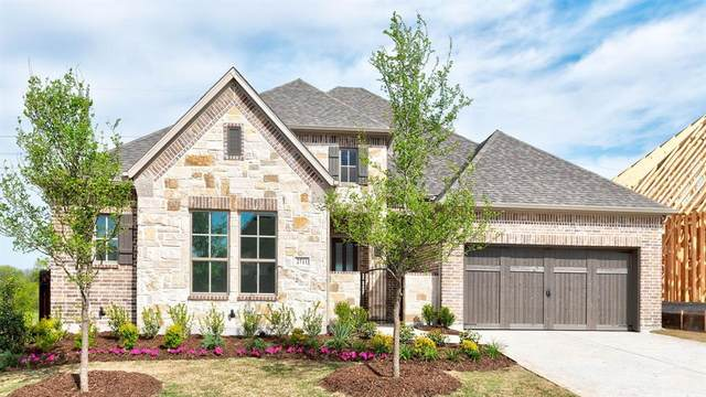 2711 Meadowbrook Boulevard, Prosper, TX 75078 (MLS #14243943) :: Real Estate By Design