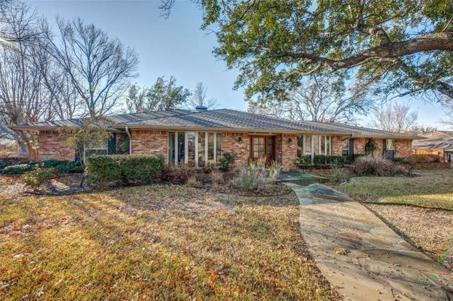 6516 Ivyglen Drive, Dallas, TX 75254 (MLS #14244035) :: Hargrove Realty Group