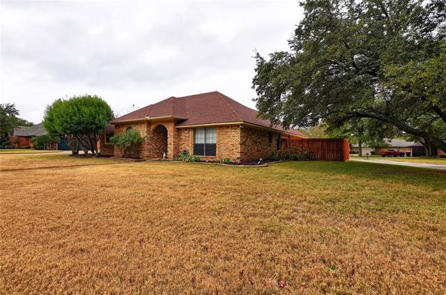 900 Canyon Drive, Cleburne, TX 76033 (MLS #14244124) :: Robbins Real Estate Group