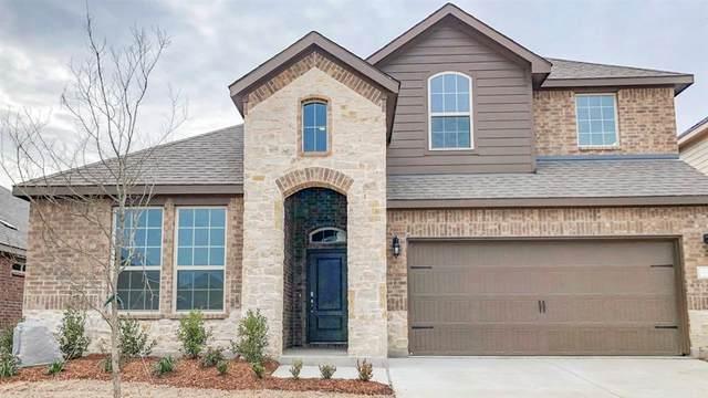 11401 Cobalt Drive, Aubrey, TX 76227 (MLS #14244585) :: Real Estate By Design