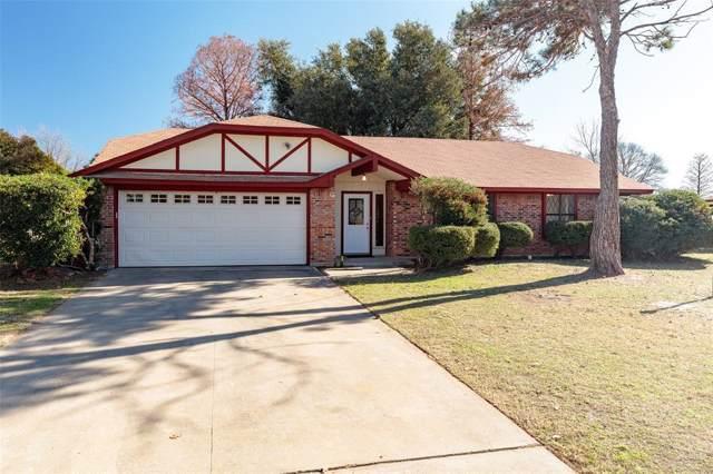 14 Redbud Drive, Mineral Wells, TX 76067 (MLS #14245172) :: RE/MAX Landmark