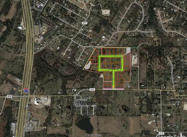 TBD-24 Mint Ridge Drive, Burleson, TX 76028 (MLS #14245228) :: The Hornburg Real Estate Group
