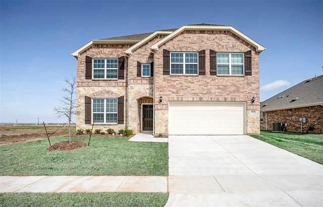 1601 Millican Lane, Aubrey, TX 76227 (MLS #14245979) :: Real Estate By Design