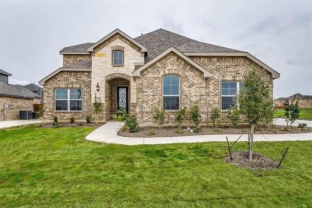 1702 Sluice Drive, Mansfield, TX 76063 (MLS #14246067) :: The Heyl Group at Keller Williams