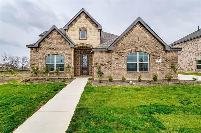 1706 Sluice Drive, Mansfield, TX 76063 (MLS #14246075) :: The Good Home Team
