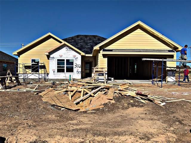 302 Sweet Pea Path, Abilene, TX 79602 (MLS #14246755) :: Ann Carr Real Estate