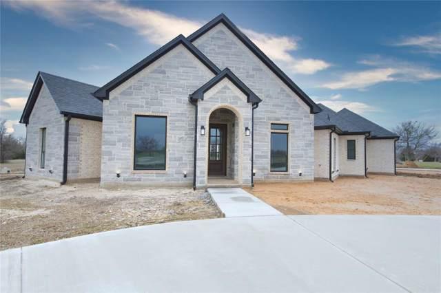 201 Chambers Point Drive, Kerens, TX 75144 (MLS #14250343) :: Trinity Premier Properties