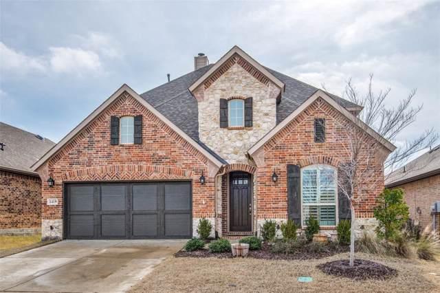 1419 Carnation Street, Celina, TX 75078 (MLS #14250859) :: Real Estate By Design