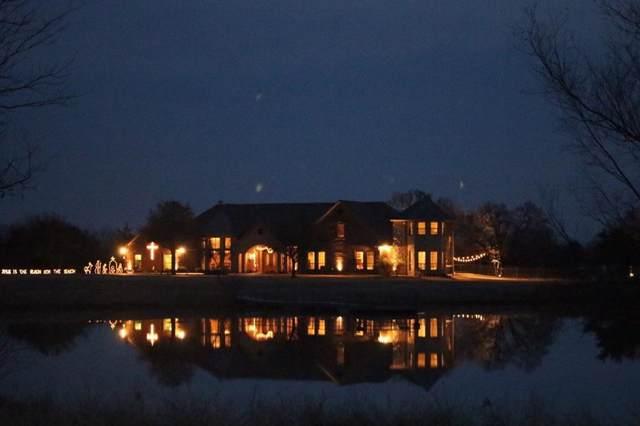 520 Eagle Cove Circle, Tioga, TX 76271 (MLS #14250911) :: Justin Bassett Realty